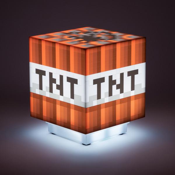 Paladone Light Minecraft: TNT Light with Sound