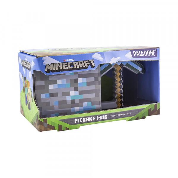 Paladone Mug Minecraft: Pickaxe