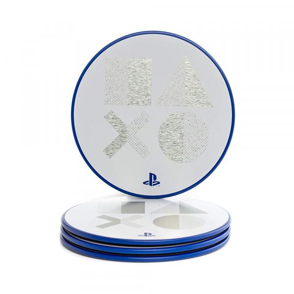 Paladone Metal Coasters PlayStation: PS5