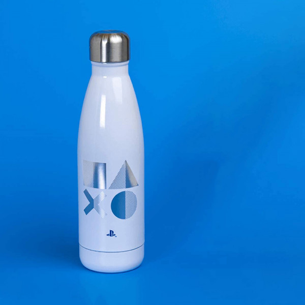 Paladone Metal Water Bottle PlayStation: PS5