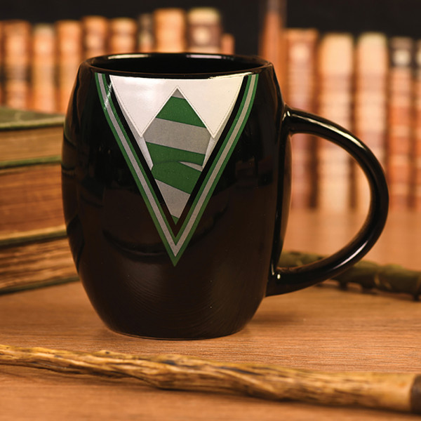 Pyramid Oval Mug Harry Potter: Slytherin Uniform
