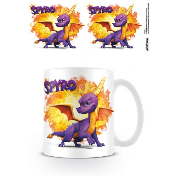 Кружка Pyramid Spyro (Fireball)