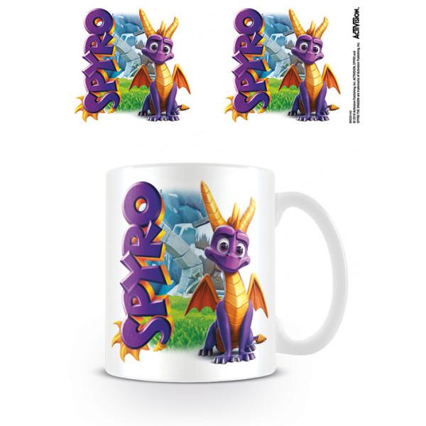 Кружка Pyramid Spyro (Good Dragon)