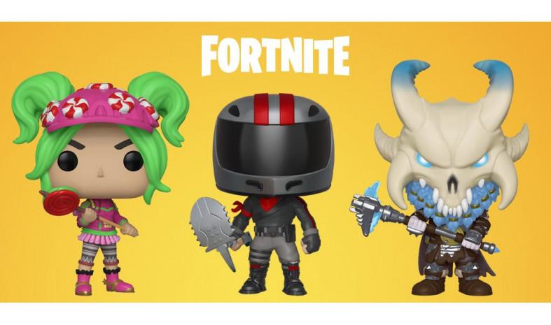 Коллекционные фигурки Fortnite!
