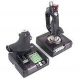 Saitek X52 Pro Flight Control System