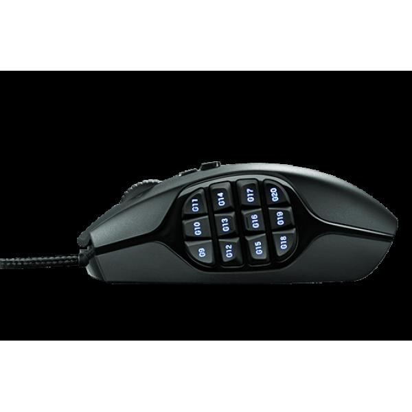 Logitech G600 black