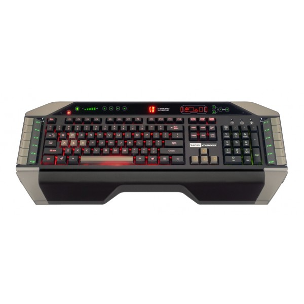 Mad Catz Cyborg V.7 Keyboard Black