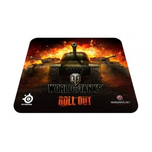 SteelSeries QcK World of Tanks