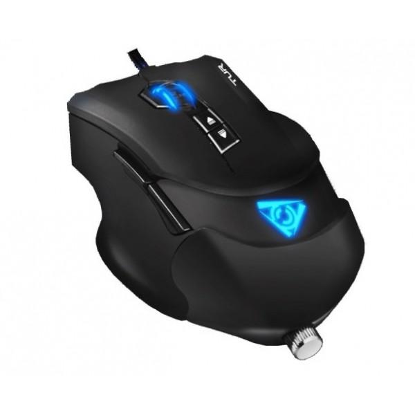 Qcyber Tur GM102 Black USB