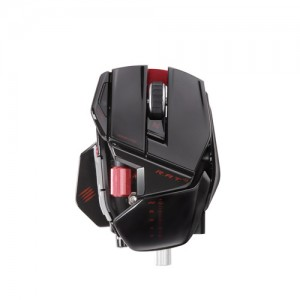 Mad Catz R.A.T.9 gloss black