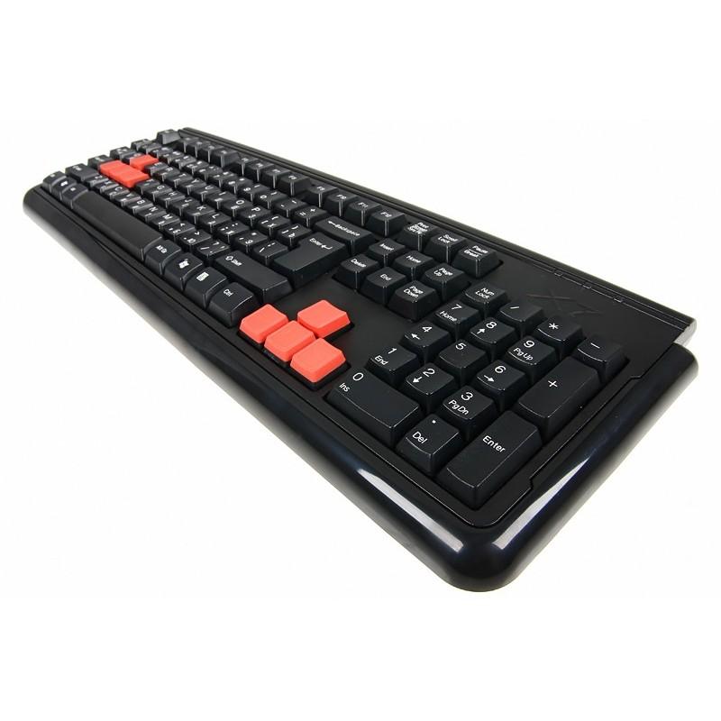 Клавиатура игровая Redragon Xenica проводная RU,черный начального уровня