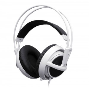 SteelSeries Siberia V2 white