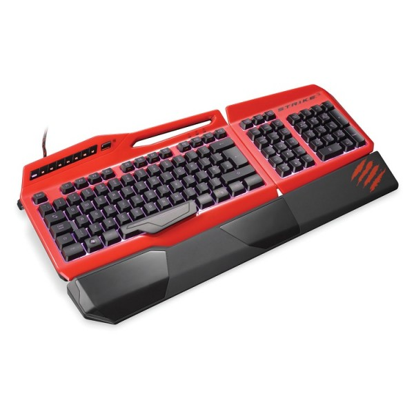 Mad Catz S.T.R.I.K.E. 3 red