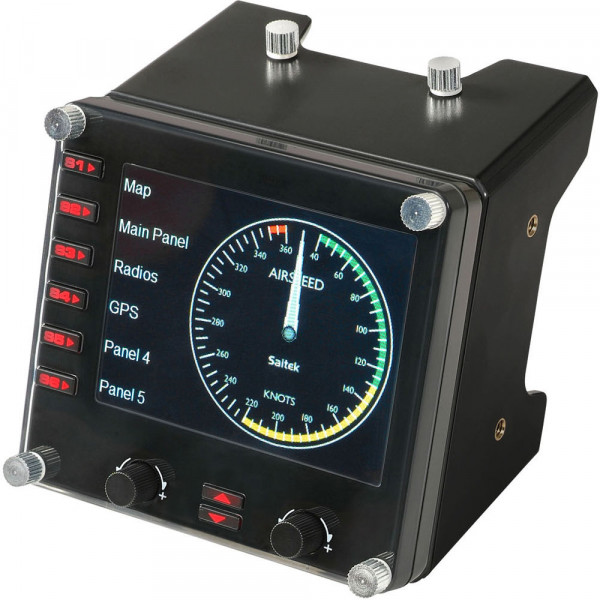 Logitech Flight Instrument Panel