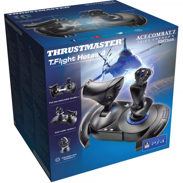 Thrustmaster T. Flight Hotas 4 Ace Combat 7 Limited Edition