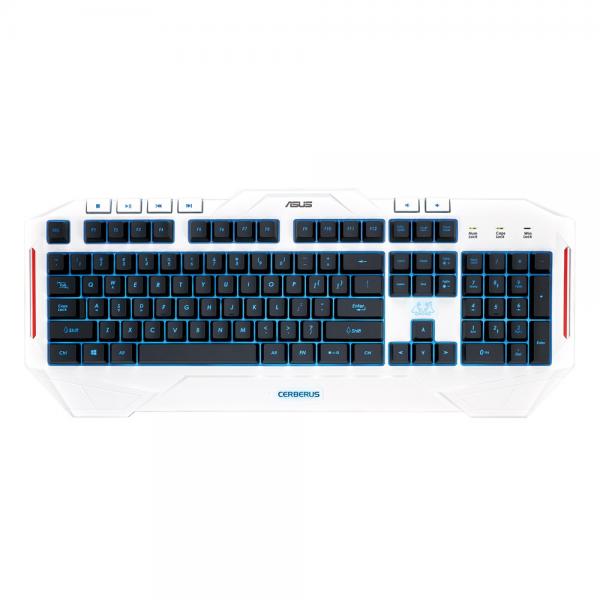 ASUS Cerberus Arctic Keyboard