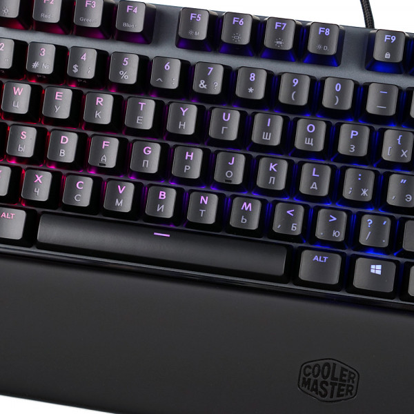 Cooler Master MasterKeys MK750 RGB Cherry MX Red