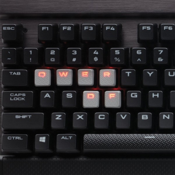 Corsair K70 LUX Cherry MX Red