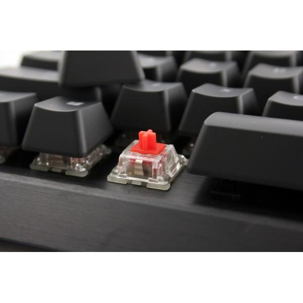 Corsair Gaming K70 RGB Cherry MX Red Black USB
