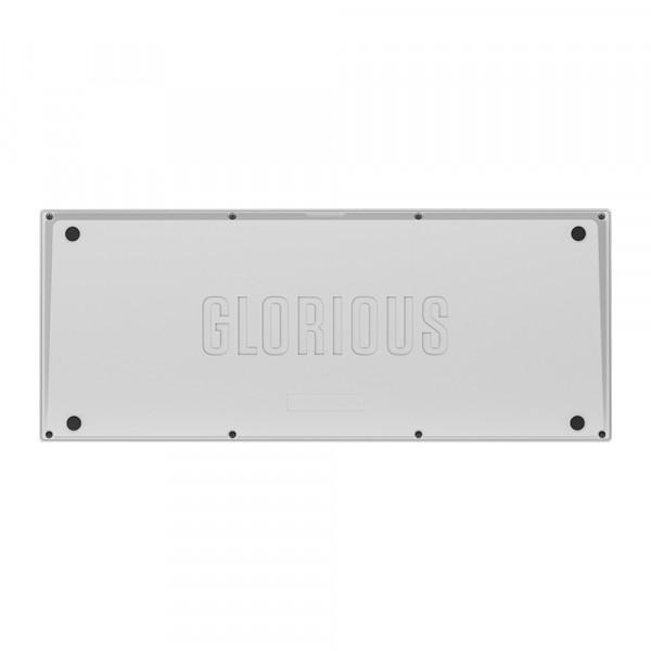 Glorious GMMK Pro Barebone White Ice - US (ANSI)