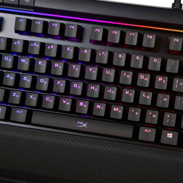 HyperX Alloy Elite RGB Cherry MX Brown