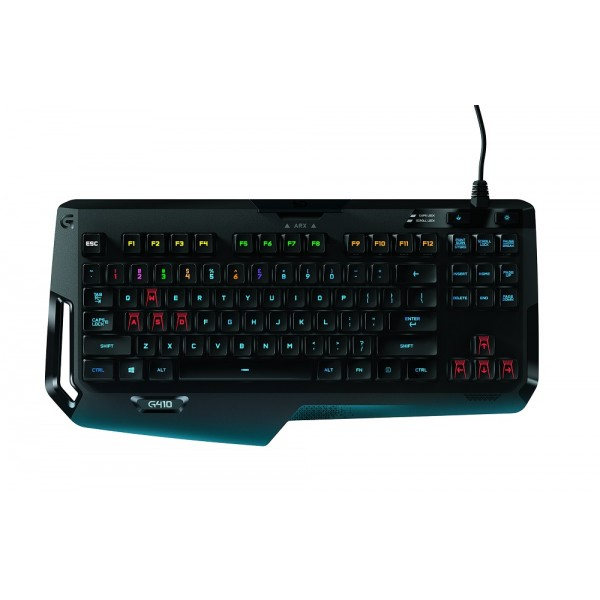 Logitech G410 Atlas Spectrum USB