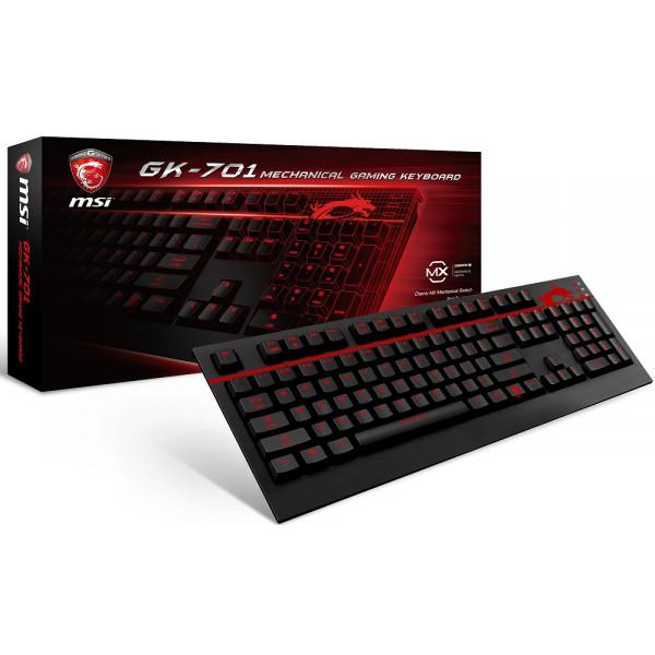 MSI GK-701 Cherry MX Brown