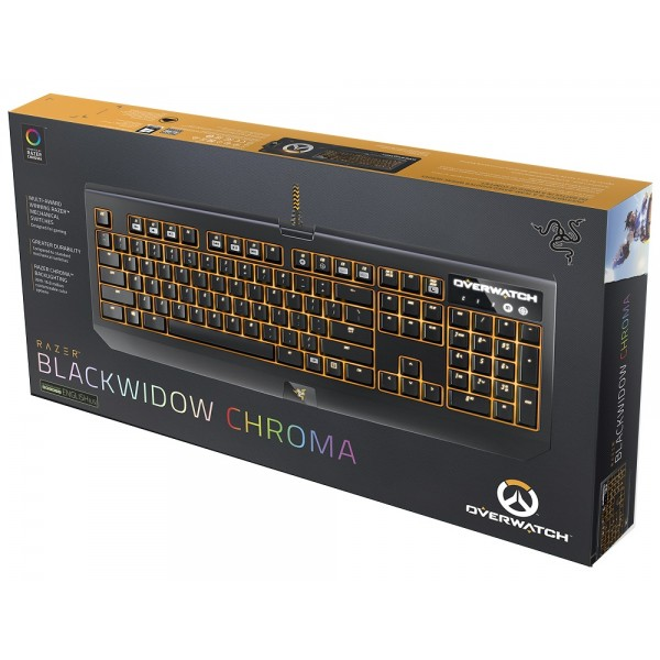 Razer BlackWidow Chroma Overwatch