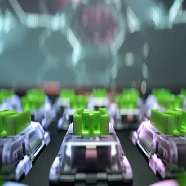 Razer BlackWidow V3 Mini HyperSpeed Green Switch
