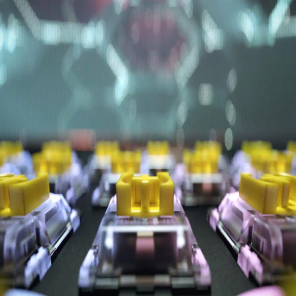 Razer BlackWidow V3 Mini HyperSpeed Yellow Switch