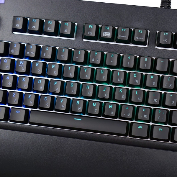 Tt eSPORTS Premium X1 RGB Cherry MX Silver
