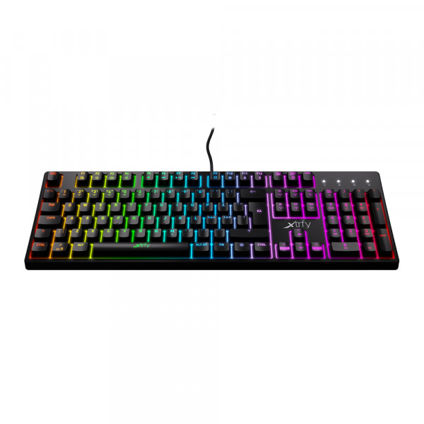 Xtrfy K4 RGB Black
