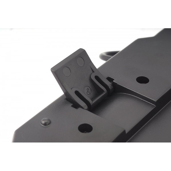Zalman ZM-K200M Black USB