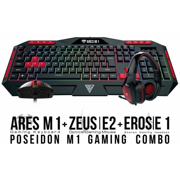 Gamdias Poseidon M1 Gaming Combo
