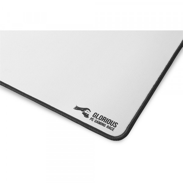 Glorious XL Mouse Pad Heavy White Edition