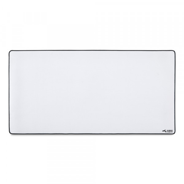 Glorious XXL Extended Mouse Pad White Edition