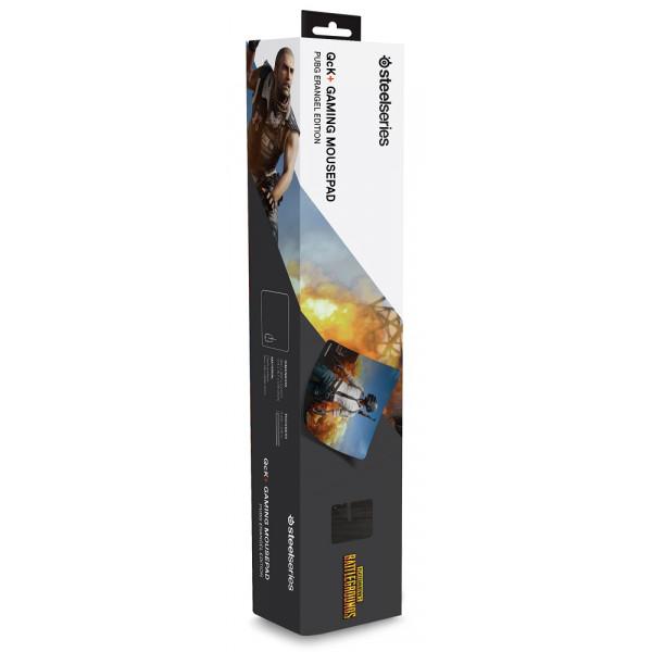 SteelSeries QcK+ PUBG Erangel Edition