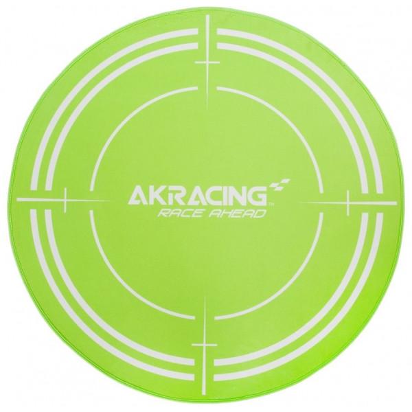 AKRacing Floormat Green