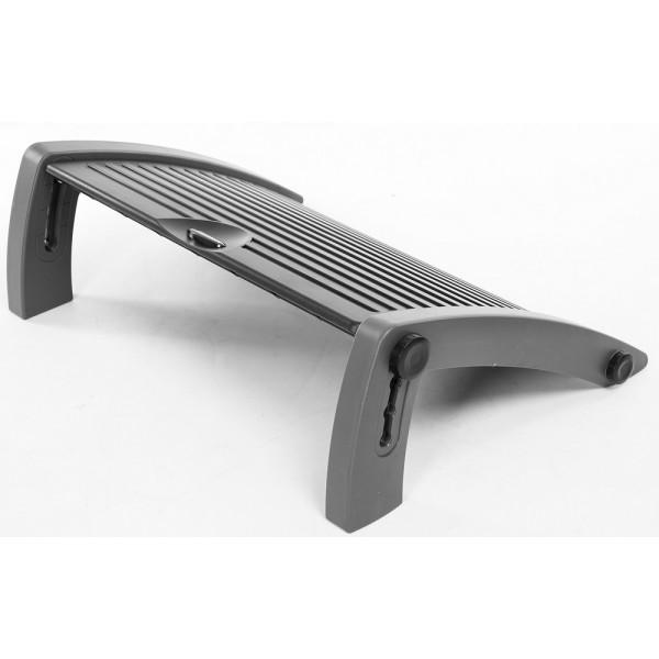 AKRacing Footrest Black/Grey