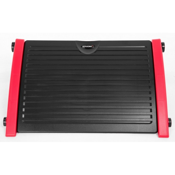AKRacing Footrest Black/Red