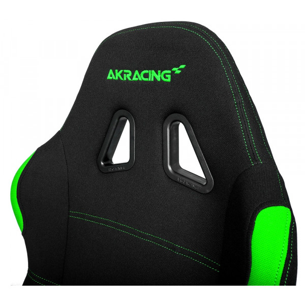 AKRacing K7012 Black Green