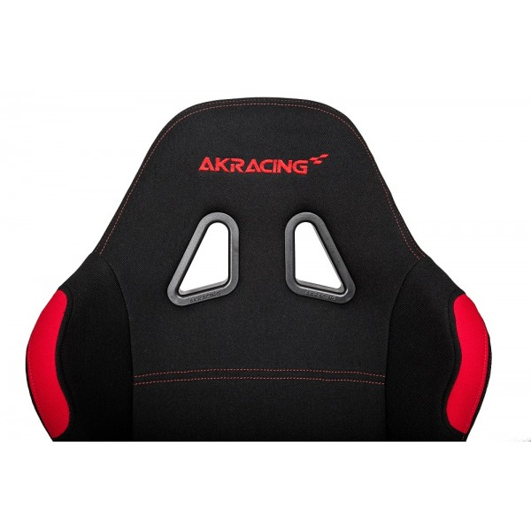 AKRacing K7012 Black Red