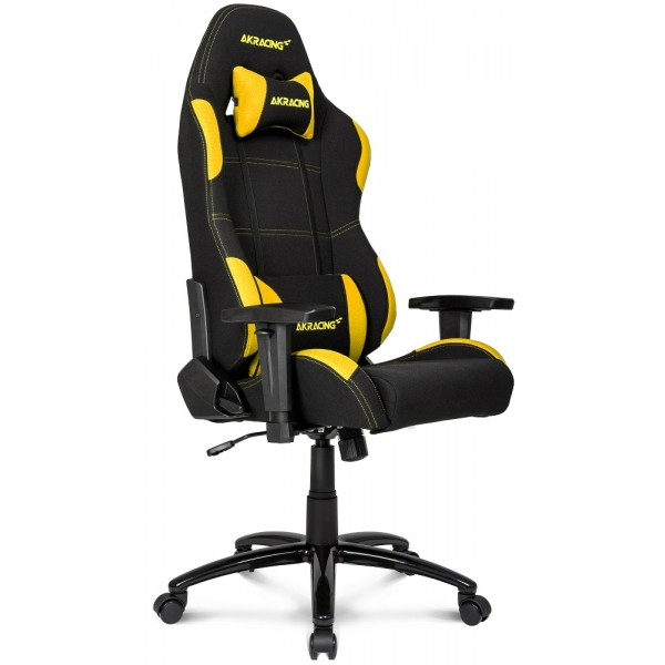 AKRacing K7012 Black Yellow