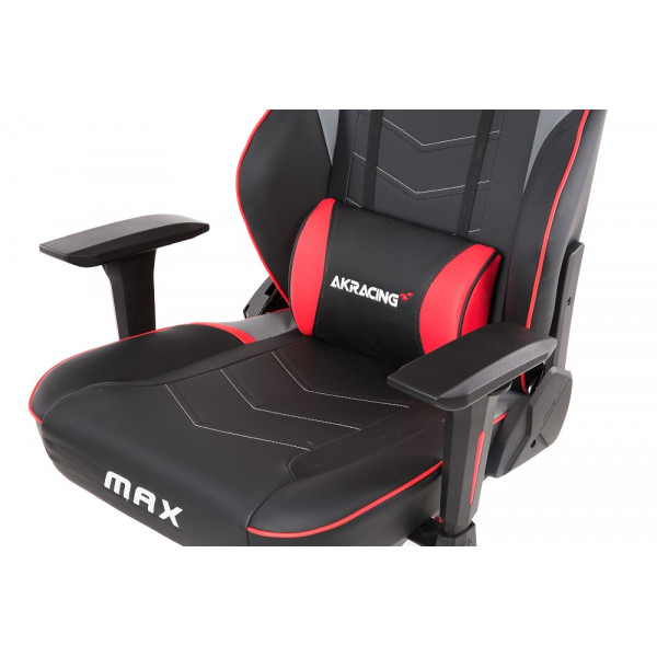 AKRacing MAX Red