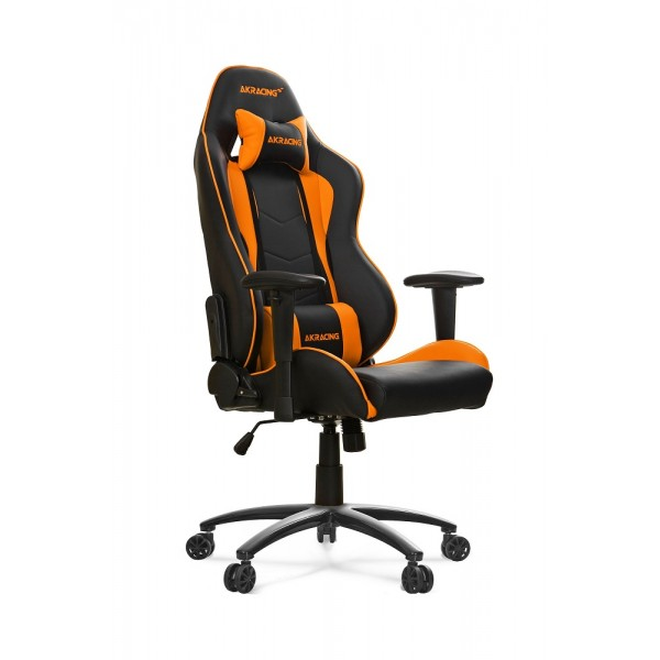 AKRacing NITRO Black Orange
