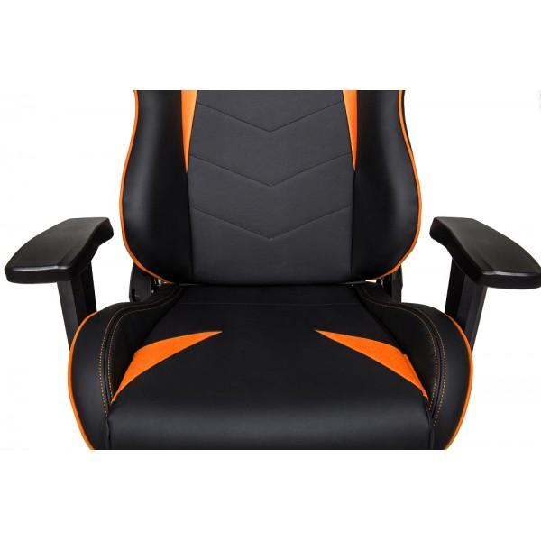 AKRacing Octane Black Orange