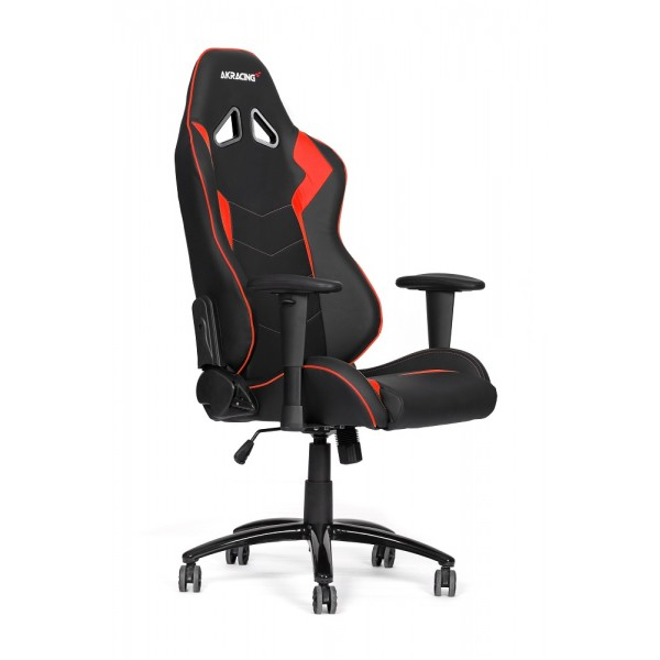 AKRacing Octane Black Red