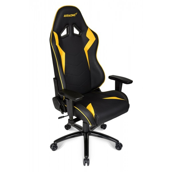 AKRacing Octane Black Yellow