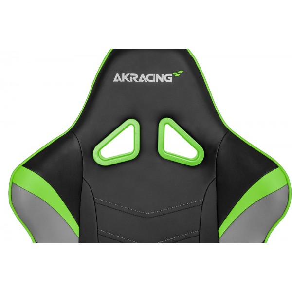 AKRacing Overture Black Green