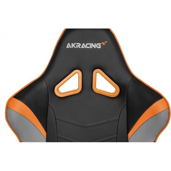 AKRacing Overture Black Orange